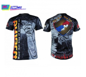 BORN TO BE MUAYTHAI T-SHIRT 03