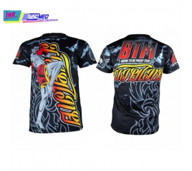 BORN TO BE MUAYTHAI T-SHIRT 05