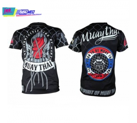 BORN TO BE MUAYTHAI T-SHIRT 07