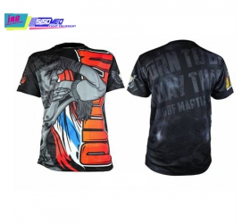 BORN TO BE MUAYTHAI T-SHIRT 12