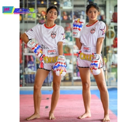 GĂNG MUAYTHAI BOXING YOKKAO THAI FLAG III GLOVES