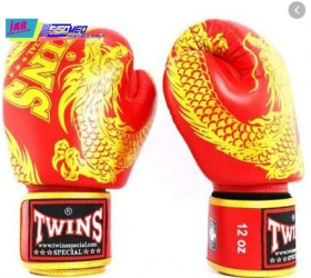 GĂNG BOXING TWINS FBGV-49 RED