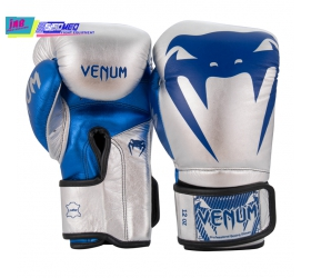 Găng tay  Venum Giant 2.0 Pro Boxing Gloves Limited ( Sliver Blue )