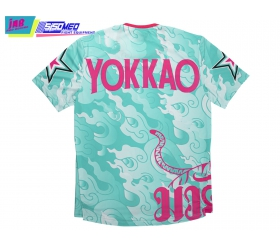 YOKKAO FLAMES WORKOUT TEE2