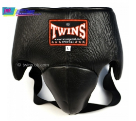 TWINS SPECIAL ABDOMINAL PROTECTOR PREMIUM LEATHER APL-1